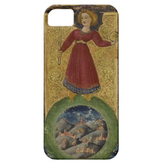 World card, Gringonneur Tarot iPhone 5 Cases