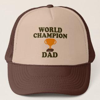 World Champion Dad Trophy Hat