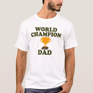 World Champion Dad Trophy Tee