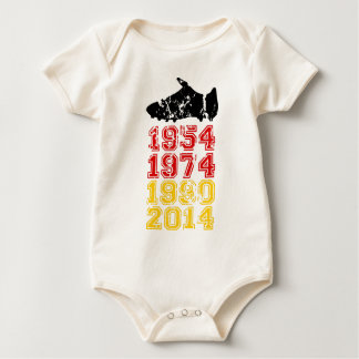 World Champions 2014 Baby Bodysuit
