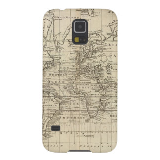 World Chart Cases For Galaxy S5