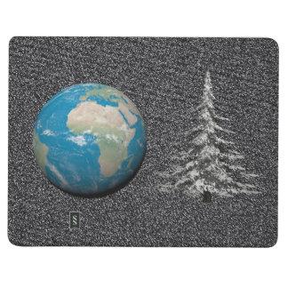 world christmas and snow journal