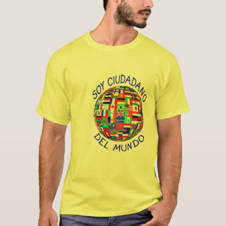 world citizen T-Shirt