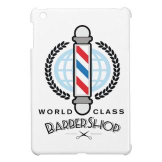 World Class Barber Shop iPad Mini Cover