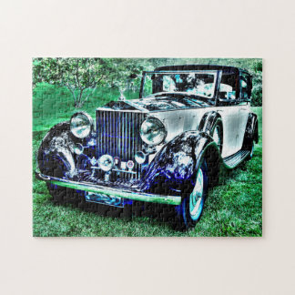 World Class Roll Royce Jigsaw Puzzle