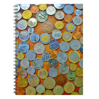 World Coin Collection Notebook