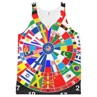 world country flag darts board game travel bulls-e