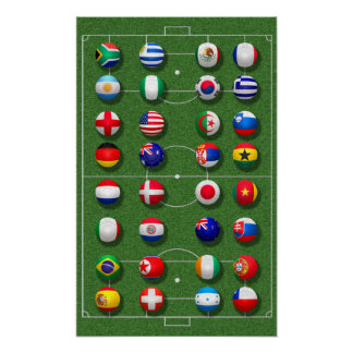 World Cup 2010 Poster