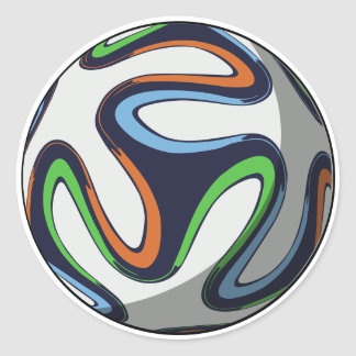 World Cup 2014 Ball Stickers