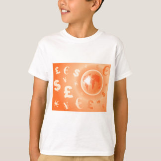 World Currency T-Shirt