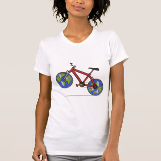 World Cyclists T-Shirt