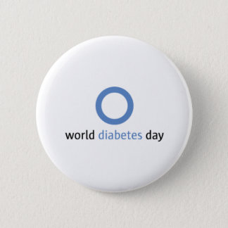 World Diabetes Day Button