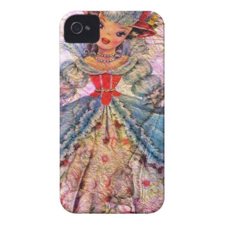 WORLD DOLL FRANCE iPhone 4 Case-Mate CASE
