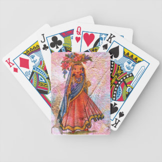 WORLD DOLL INDIA BICYCLE PLAYING CARDS