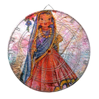WORLD DOLL INDIA DARTBOARD