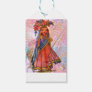 WORLD DOLL INDIA GIFT TAGS