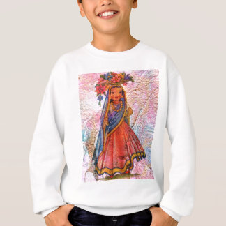 WORLD DOLL INDIA SWEATSHIRT