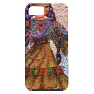 WORLD DOLL NATIVE AMERICAN iPhone 5 CASE