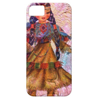 WORLD DOLL NATIVE AMERICAN iPhone 5 COVERS