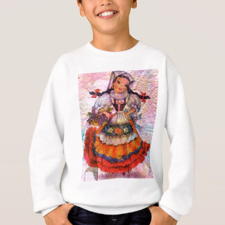 WORLD DOLL SPAIN 2 SWEATSHIRT