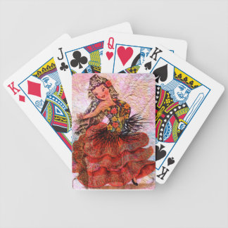 WORLD DOLL SPAIN BICYCLE PLAYING CARDS