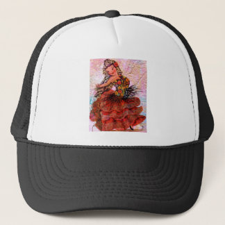 WORLD DOLL SPAIN TRUCKER HAT