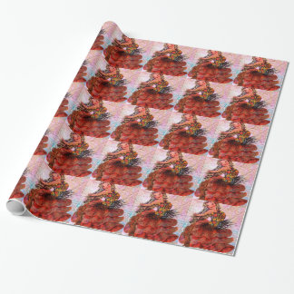 WORLD DOLL SPAIN WRAPPING PAPER