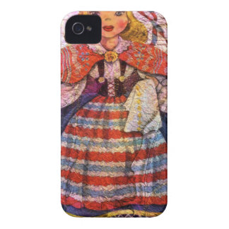 WORLD DOLL SWEEDISH Case-Mate iPhone 4 CASES