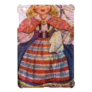 WORLD DOLL SWEEDISH COVER FOR THE iPad MINI