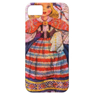 WORLD DOLL SWEEDISH iPhone 5 COVER
