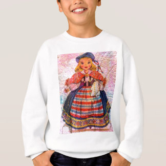 WORLD DOLL SWEEDISH SWEATSHIRT