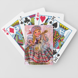 WORLD DOLL SWISS BICYCLE PLAYING CARDS