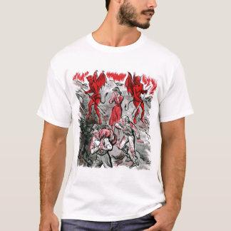 World Enslaved by Satan copy T-Shirt