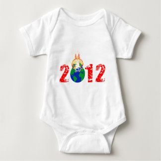 World Exploding in 2012 T-shirts
