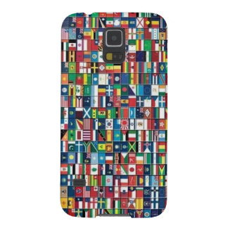 World Flags Samsung Galaxy Nexus Phone Case