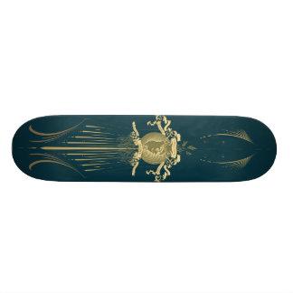 World Freedom Skateboard