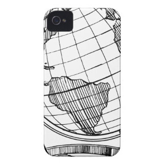 World Globe Case-Mate iPhone 4 Cases