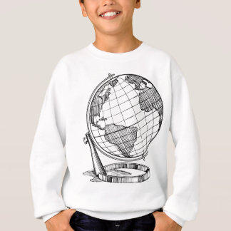 World Globe Sweatshirt