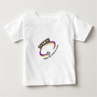 …World Go Round Baby T-Shirt