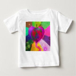 World likes diversity baby T-Shirt