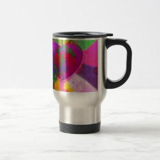 World likes diversity travel mug