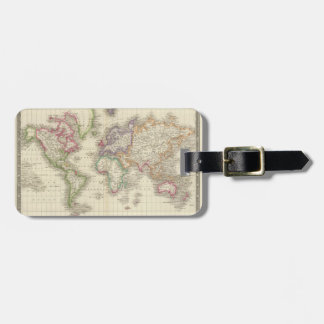 World. Luggage Tag