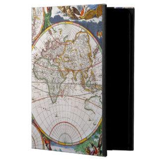 WORLD MAP, 17th CENTURY iPad Air Case