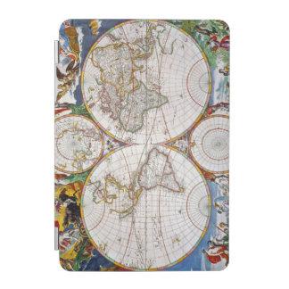 WORLD MAP, 17th CENTURY iPad Mini Cover