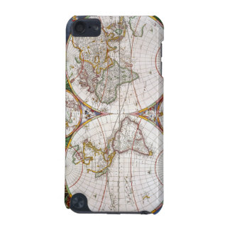 WORLD MAP, 17th CENTURY iPod Touch (5th Generation) Cover