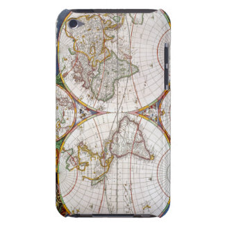 WORLD MAP, 17th CENTURY iPod Touch Cases