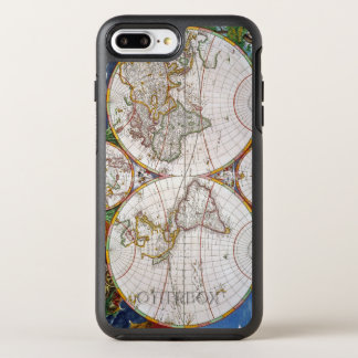 WORLD MAP, 17th CENTURY OtterBox Symmetry iPhone 7 Plus Case