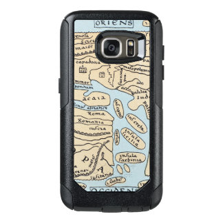 WORLD MAP 2ND CENTURY OtterBox SAMSUNG GALAXY S7 CASE