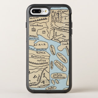 WORLD MAP 2ND CENTURY OtterBox SYMMETRY iPhone 7 PLUS CASE