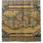 World Map Antique Ortelius Europe
